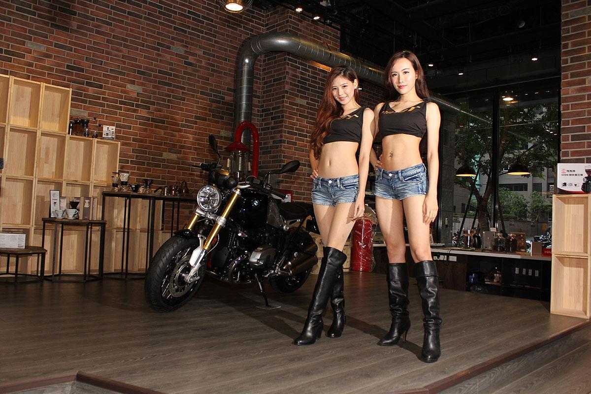 photo 30: BMW Motorrad R nineT正式發表!85.9萬身價吸引近百訂單