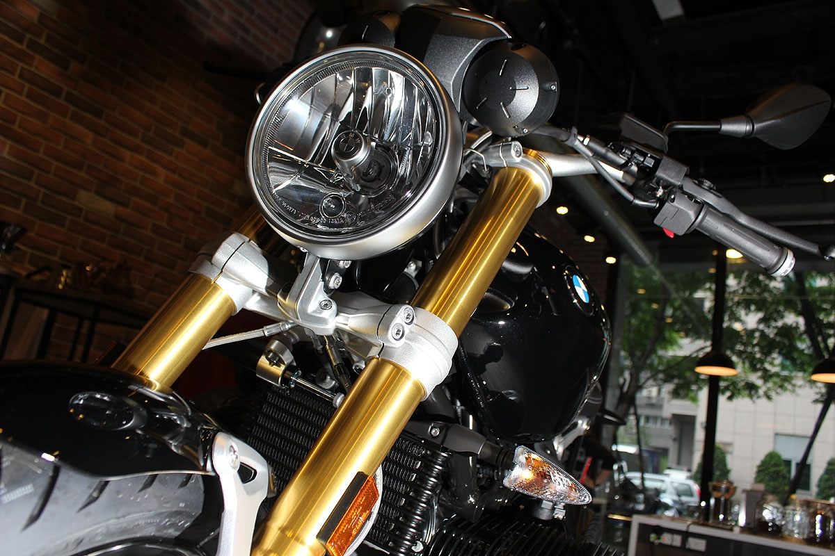 photo 16: BMW Motorrad R nineT正式發表!85.9萬身價吸引近百訂單
