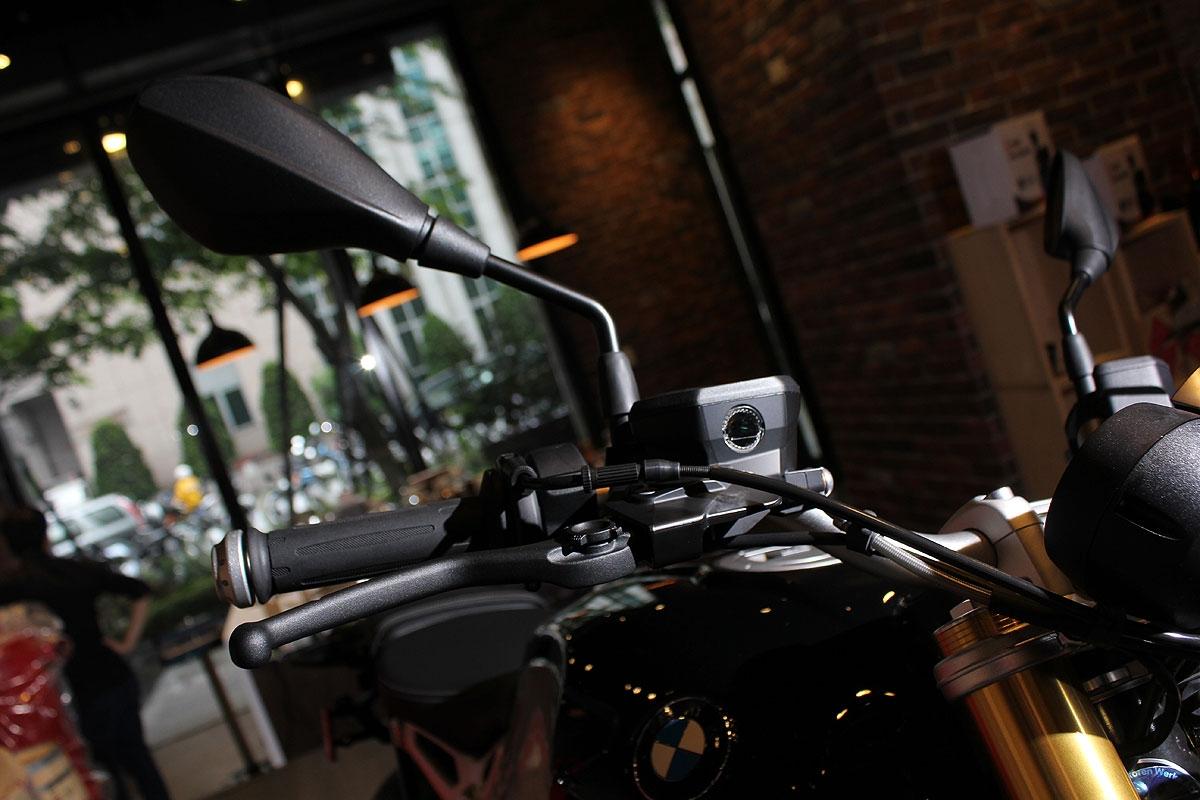 photo 12: BMW Motorrad R nineT正式發表!85.9萬身價吸引近百訂單