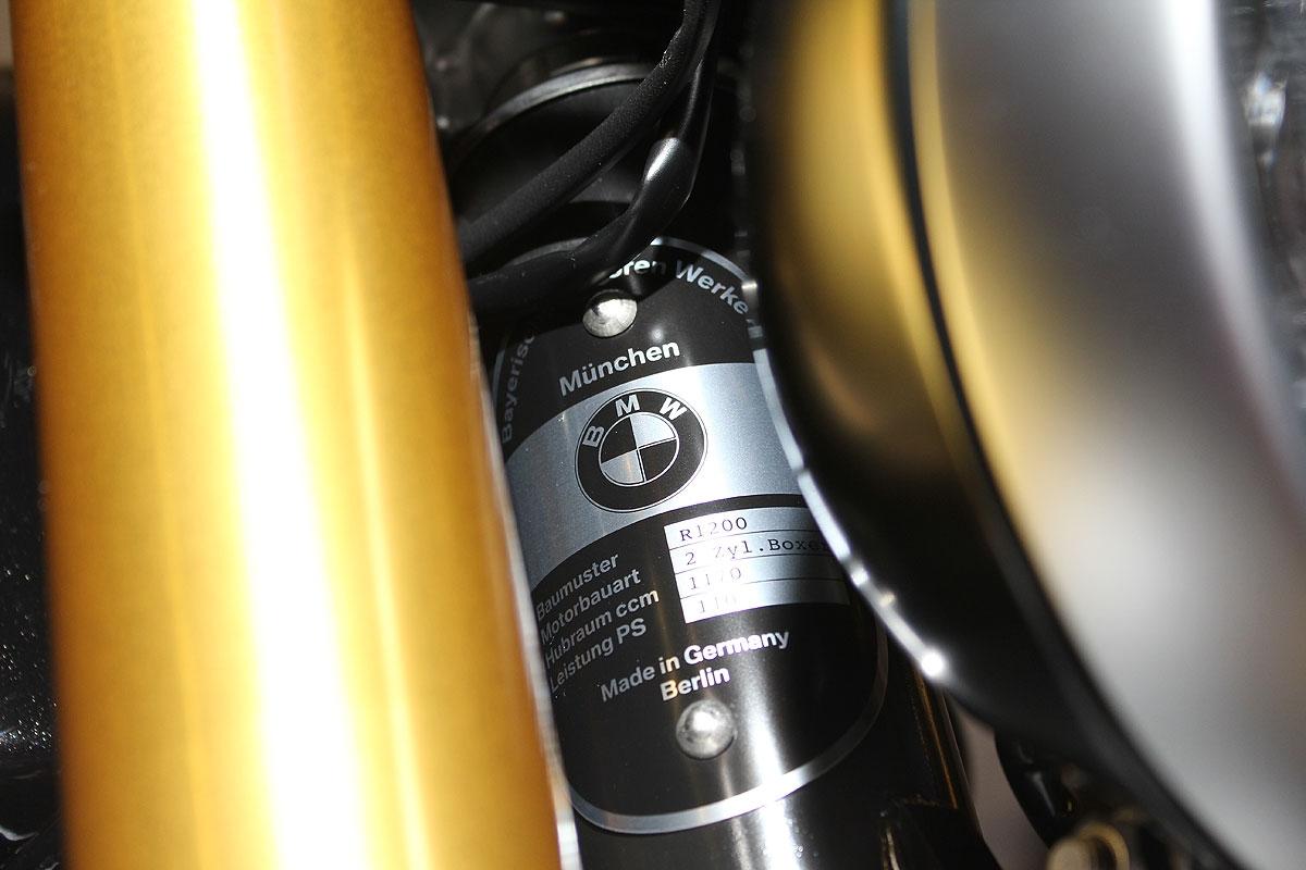 photo 14: BMW Motorrad R nineT正式發表!85.9萬身價吸引近百訂單