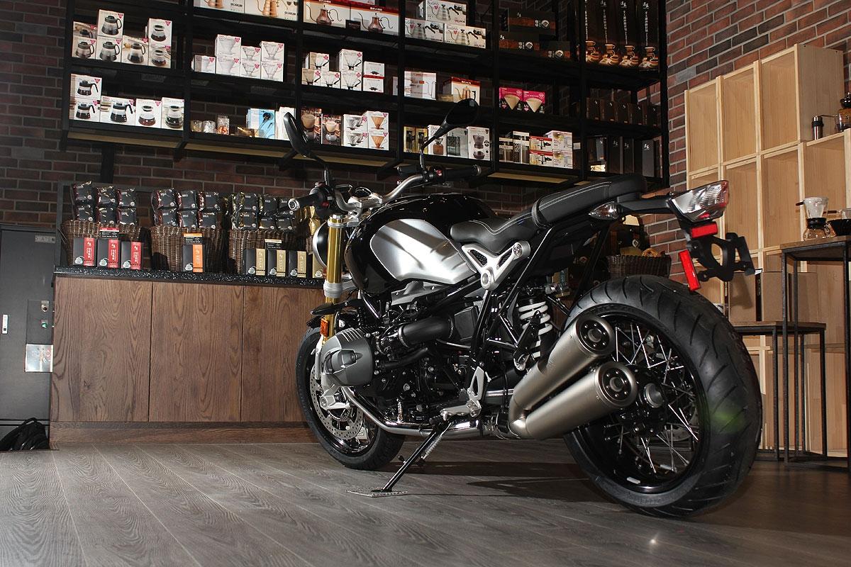 photo 6: BMW Motorrad R nineT正式發表!85.9萬身價吸引近百訂單
