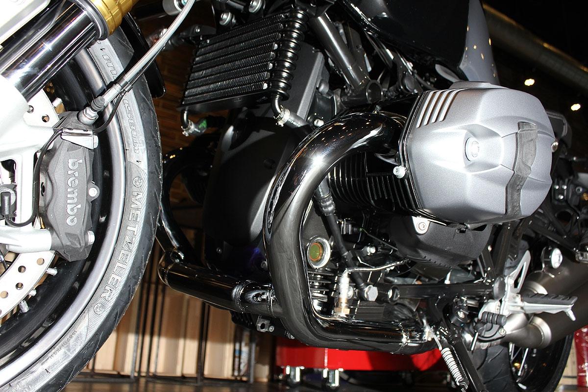 photo 27: BMW Motorrad R nineT正式發表!85.9萬身價吸引近百訂單