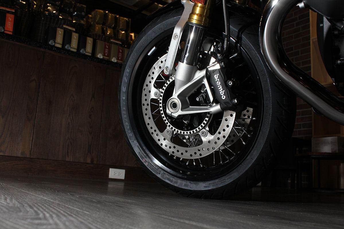 photo 17: BMW Motorrad R nineT正式發表!85.9萬身價吸引近百訂單