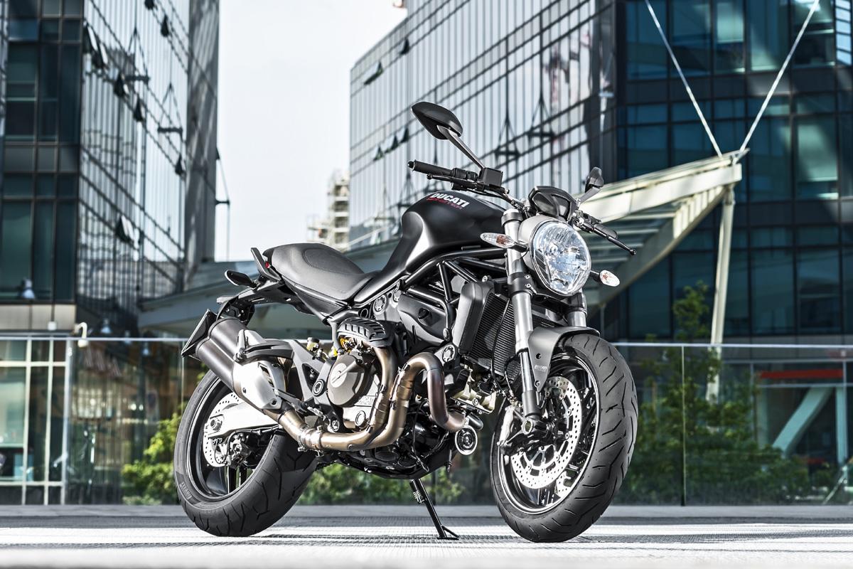 photo 3: 中量級妖怪變身,Ducati Monster 821全新亮相