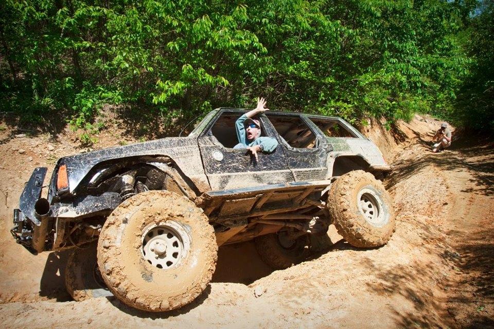 photo 2: 如何自行拆換門板 ( Jeep篇 )