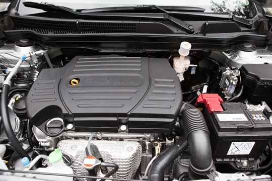 photo 11: 摩登新軍 Suzuki SX4 Crossover