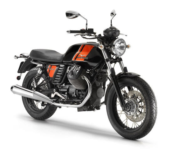 photo 3: MOTO GUZZI-V7