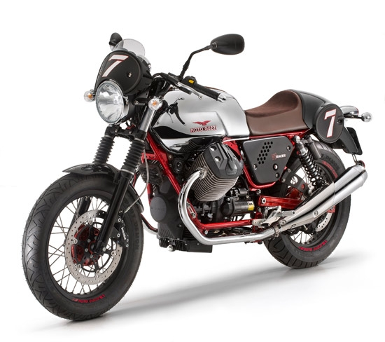photo 5: MOTO GUZZI-V7