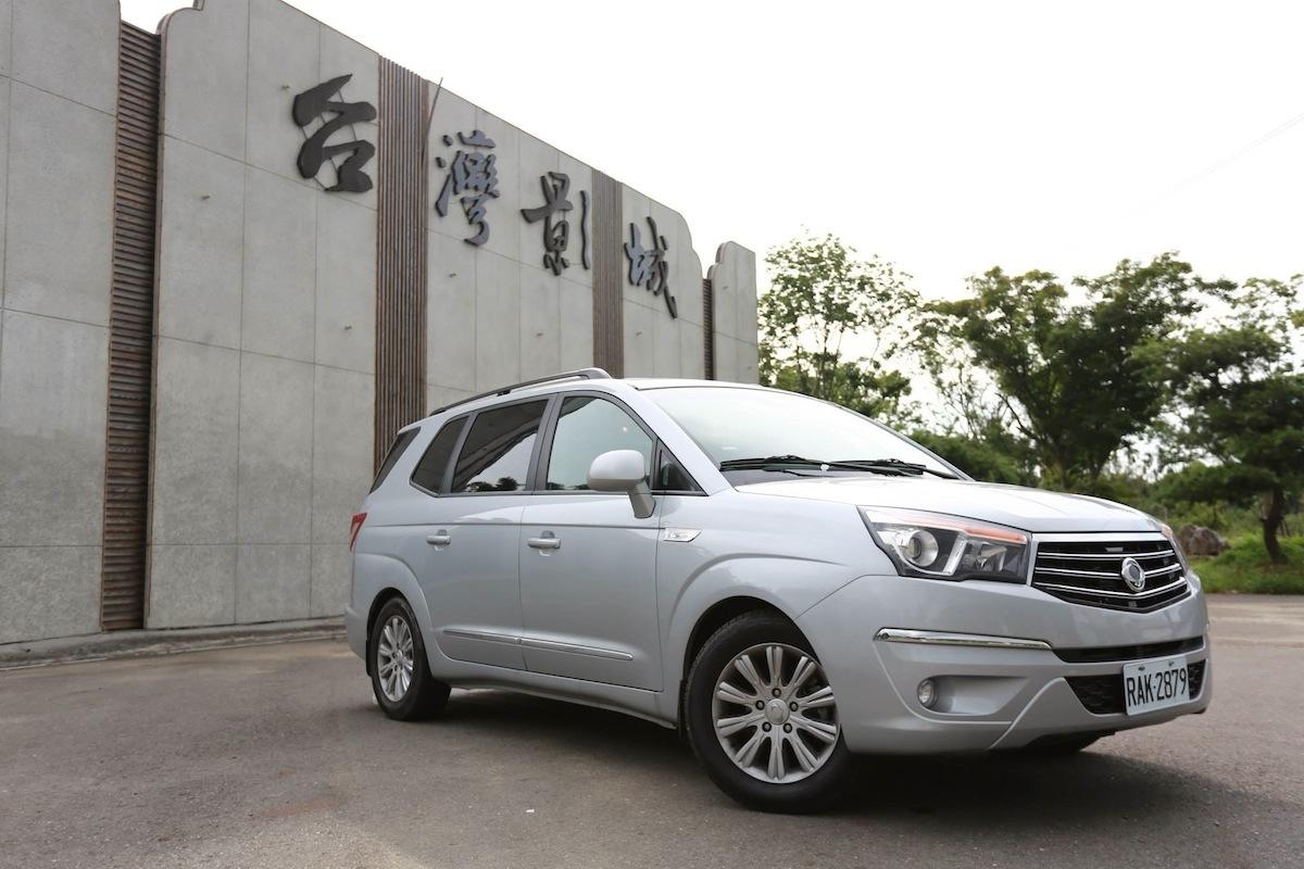 photo 2: 遊龍四海 SsangYong Stavic 新車試駕