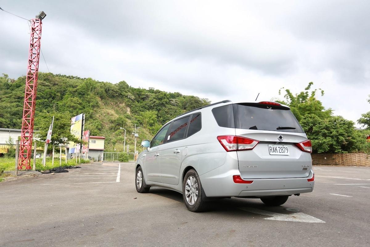 photo 5: 遊龍四海 SsangYong Stavic 新車試駕