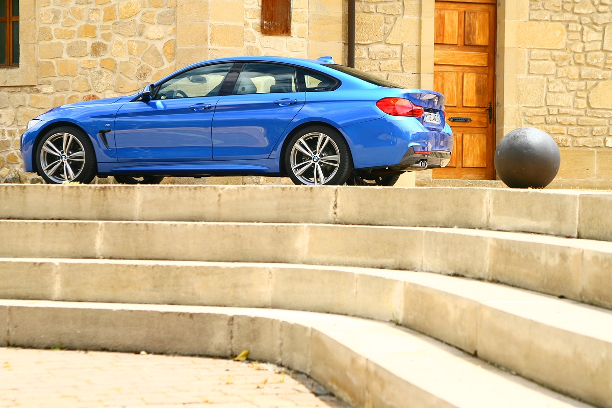 photo 4: 迫近跑車真諦 西班牙縱情駕馭BMW 428i Gran Coupe