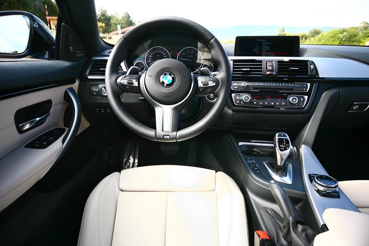 photo 6: 迫近跑車真諦 西班牙縱情駕馭BMW 428i Gran Coupe