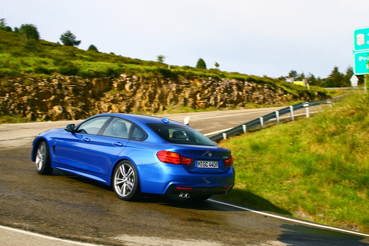 photo 19: 迫近跑車真諦 西班牙縱情駕馭BMW 428i Gran Coupe