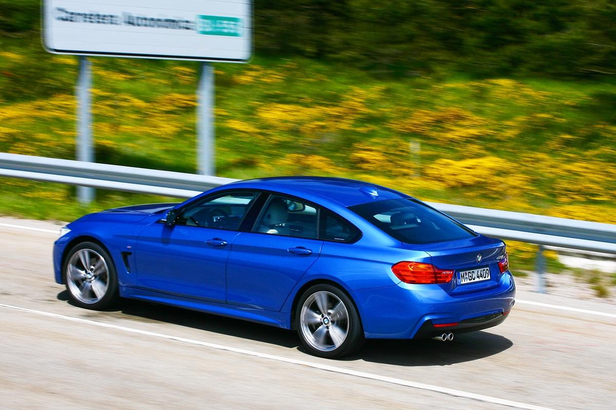photo 15: 迫近跑車真諦 西班牙縱情駕馭BMW 428i Gran Coupe