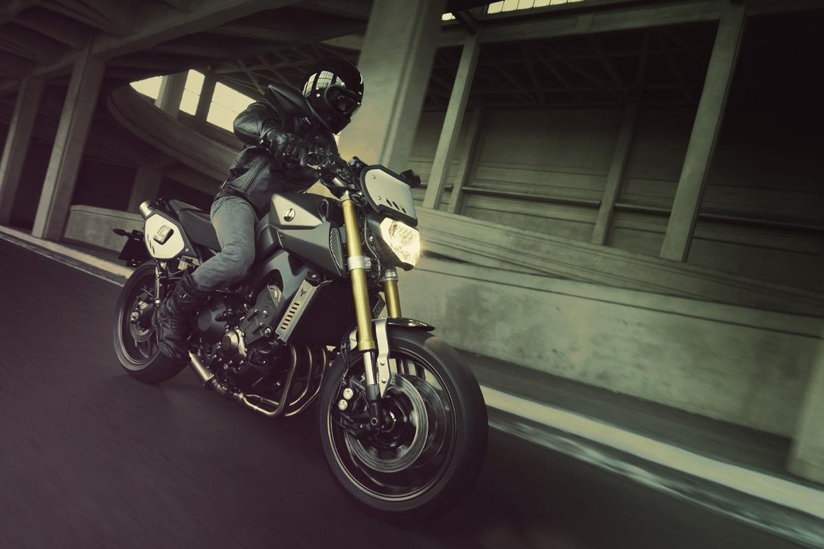 photo 1: Yamaha MT家族追加新車型,MT-09 Street Tracker參上!