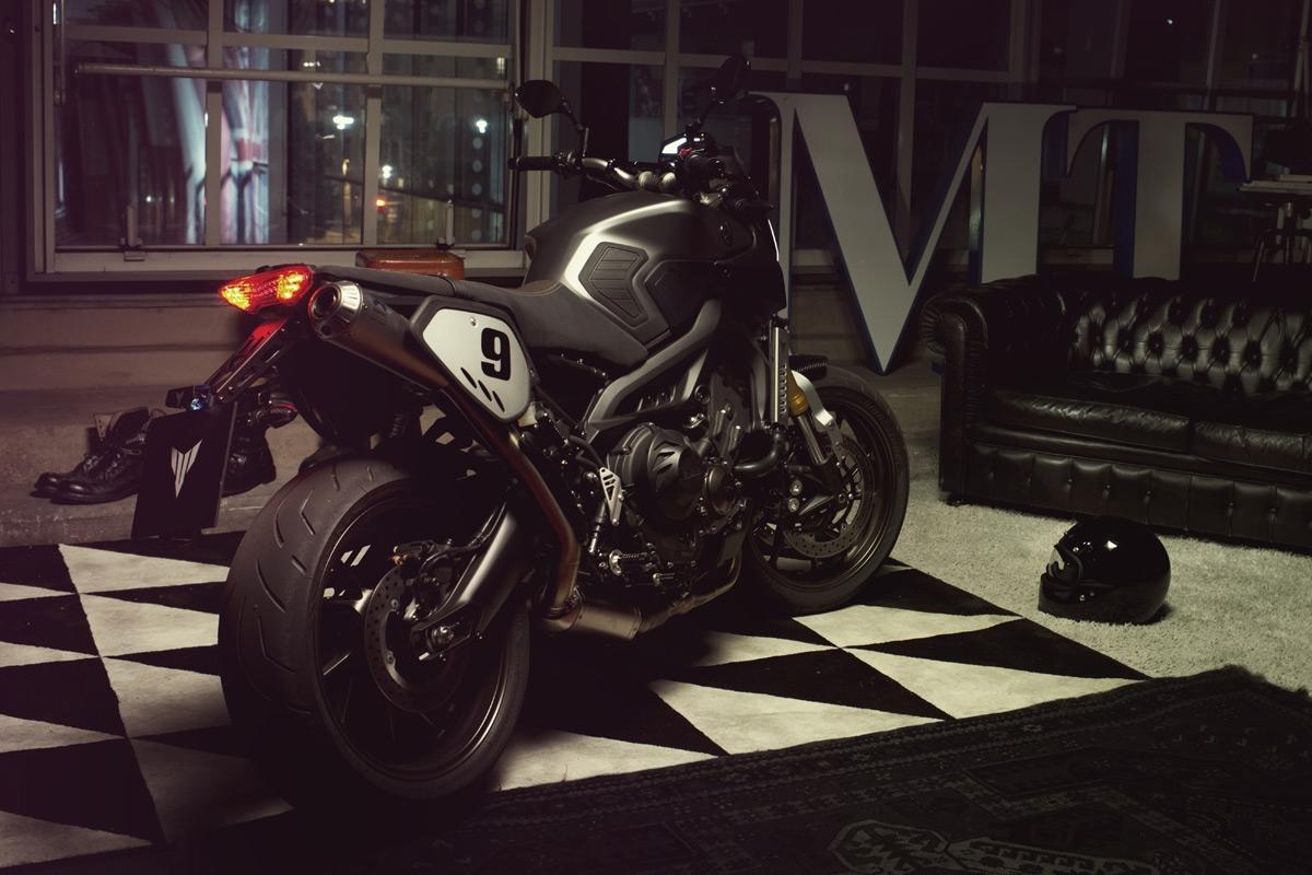 photo 4: Yamaha MT家族追加新車型,MT-09 Street Tracker參上!