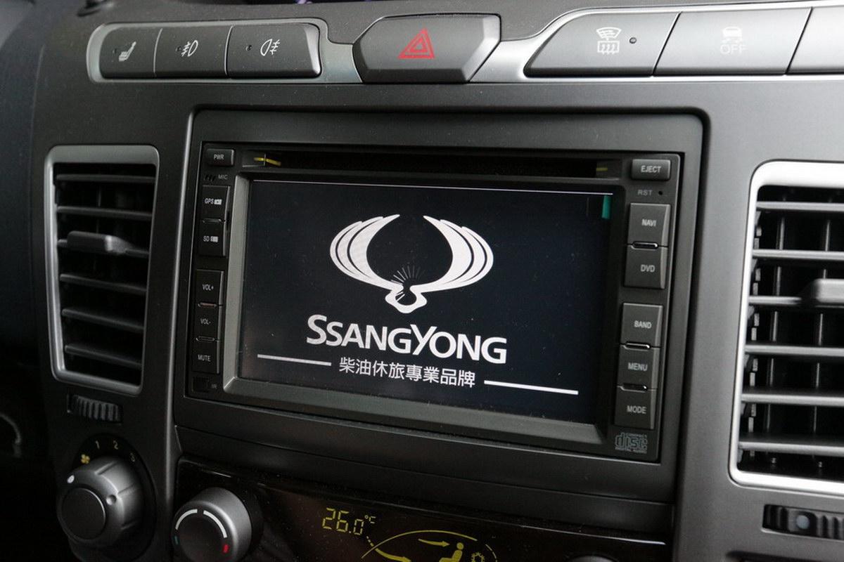 photo 19: 把人生戲份都讓給你,SsangYong Stavic 2WD靈巧的幸福夥伴