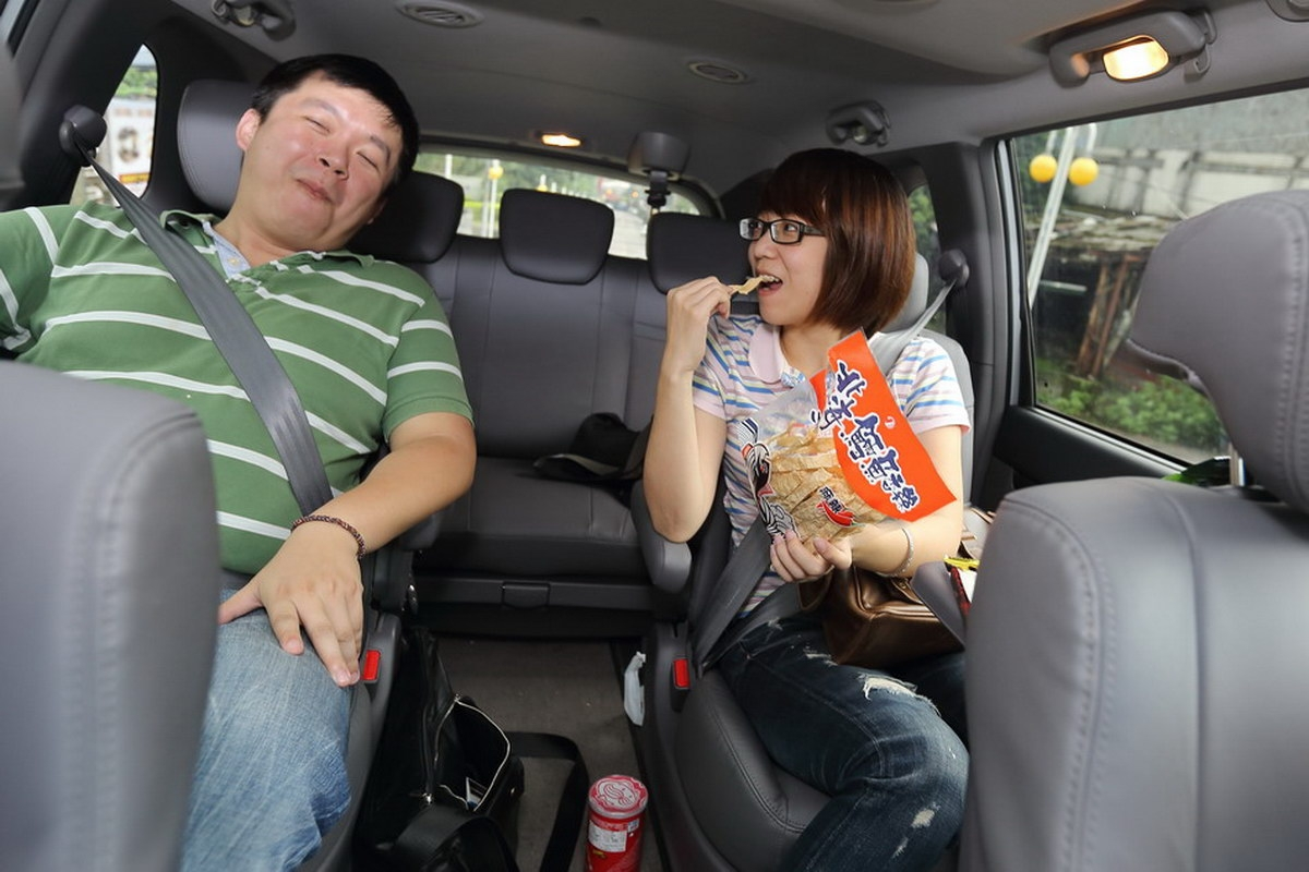 photo 7: 把人生戲份都讓給你,SsangYong Stavic 2WD靈巧的幸福夥伴
