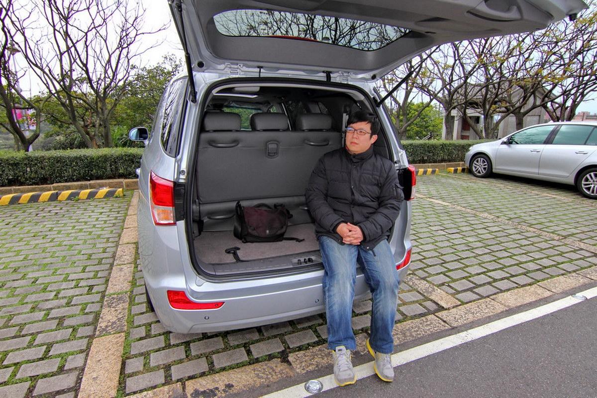 photo 12: 把人生戲份都讓給你,SsangYong Stavic 2WD靈巧的幸福夥伴