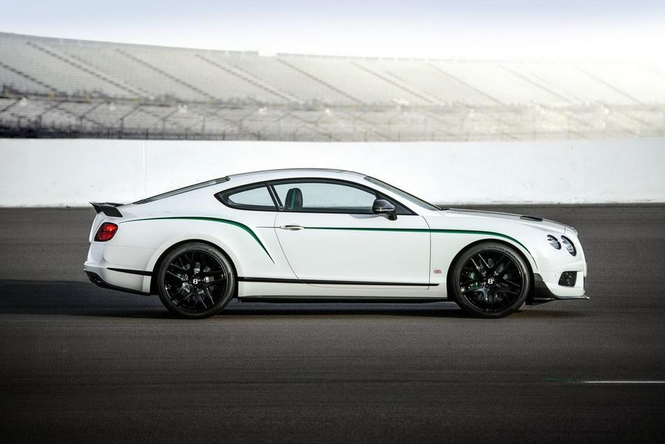 photo 3: Bentley Continental GT3-R,更猛更輕限量300台