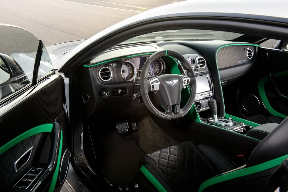 photo 4: Bentley Continental GT3-R,更猛更輕限量300台