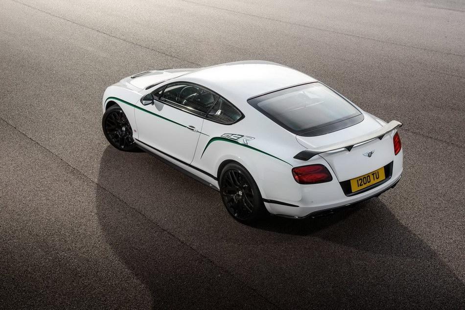 photo 2: Bentley Continental GT3-R,更猛更輕限量300台