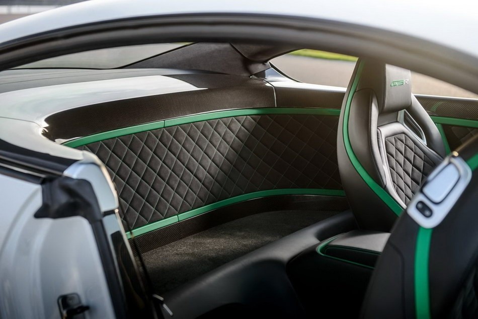 photo 5: Bentley Continental GT3-R,更猛更輕限量300台