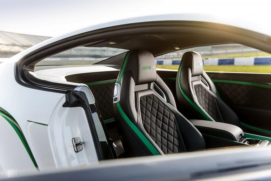 photo 6: Bentley Continental GT3-R,更猛更輕限量300台