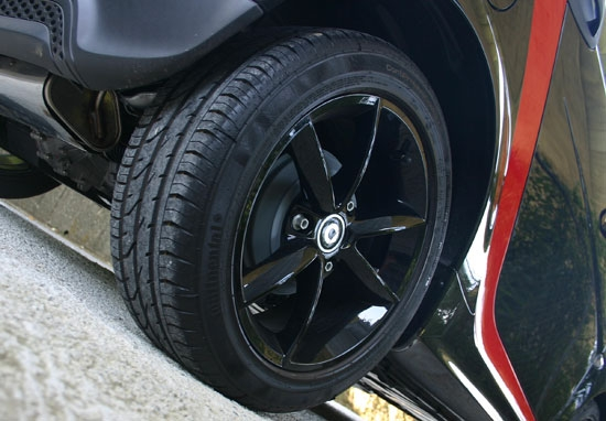 photo 9:   城市小辣椒 Smart Fortwo Turbo Sharp red出擊
