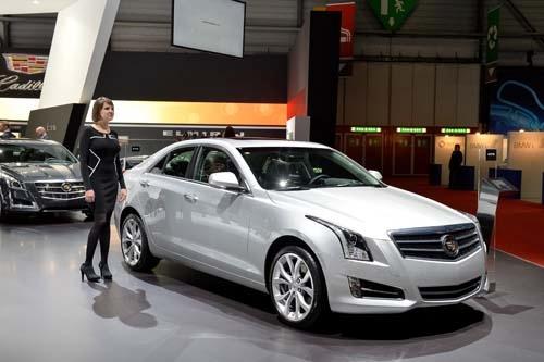 豪華電動車 Cadillac ELR