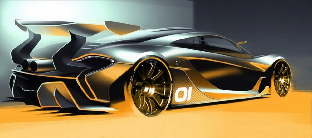 McLaren賽道版P1 GTR馬力至少千匹,限量也限制買家