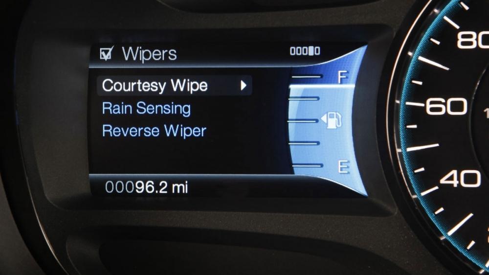 雨滴/車速感應雨刷Auto Wiper