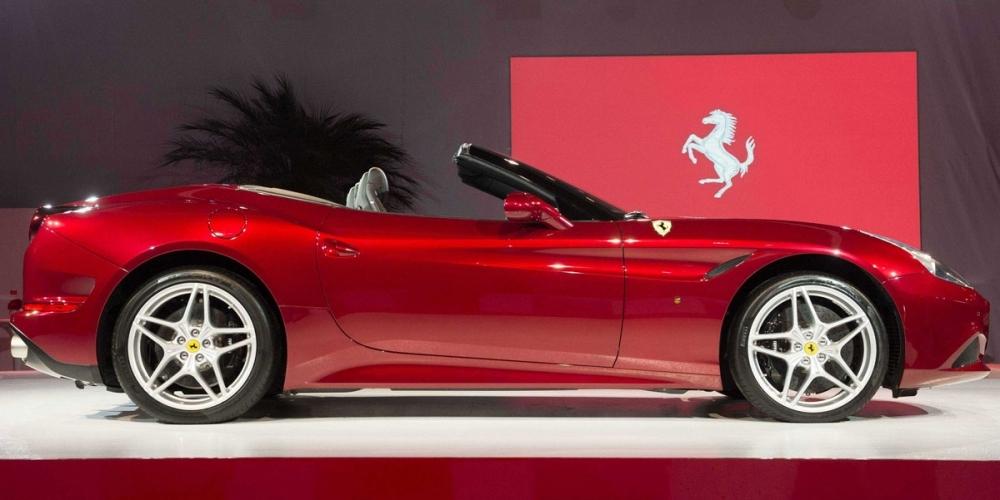 Ferrari California T 1190萬起正式登台