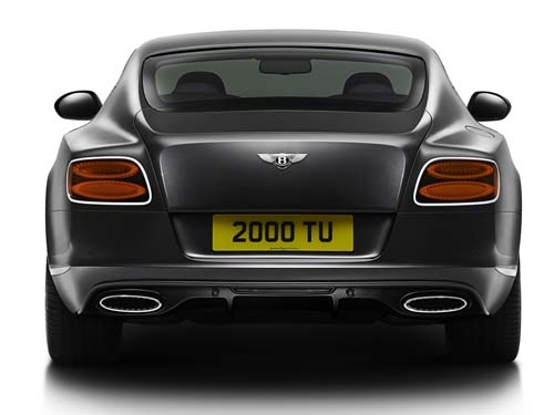 旗下最速 Bentley Continental GT Speed