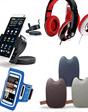 品牌耳機、電池特賣