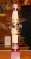 Stabilized Spalted Maple Fly Rod Grip