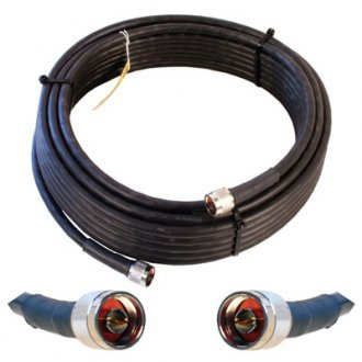 952360 - 60-feet LMR-400 Ultra-Low-Loss Coaxial Cable