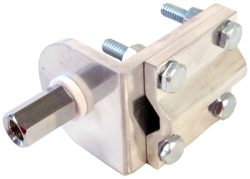 901104 - 3-Way Mount with Spade Stud