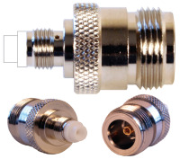971107 - N-Female to FME-Female Connector