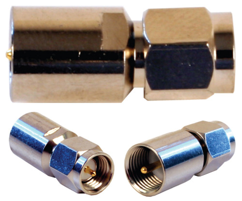 971119 - FME-Male to SMA-Male Connector