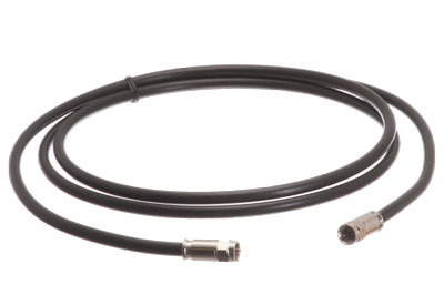 951127 - 2 FEET RG11 CABLE WITH F CONNECTORS (F-MALE TO F-MALE)