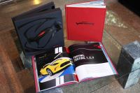 LIMITED EDITION Leather Bound SRT Viper Book
