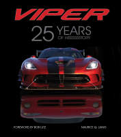 Viper - 25 Years of Hisssstory - SIGNED COPY
