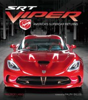 SRT Viper - America's Supercar Returns - SIGNED COPY