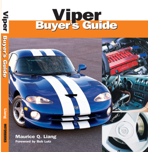 Viper Buyers Guide - OUT OF PRINT