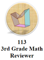 3rd Grade Mathematics Personal Digital Assistant