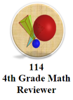 4th Grade Mathematics Personal Digital Assistant