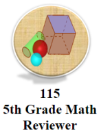 5th Grade Math Online Testing Practice with Tutorial