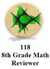 8th Grade Math Online Testing Practice with Tutorial