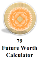 Future Worth Equation